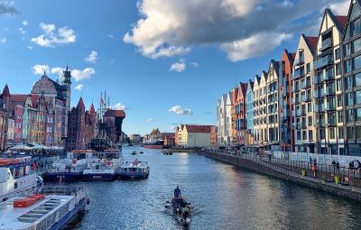 Odsprzedam wakacje nad morzem | Gdańsk | 20-29 lipca | 2+2
