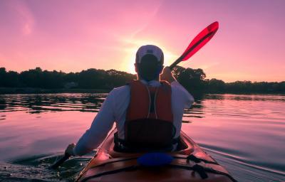 Odsprzedam miejsce na spływie kajakowym | 17-19 lipca