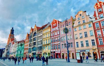 Odsprzedam noclegi we Wrocławiu | 21-23 lutego | 2 osoby