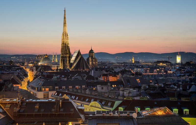 Wiedeń | 2 osoby | 10-14.04 | Hostel w Centrum