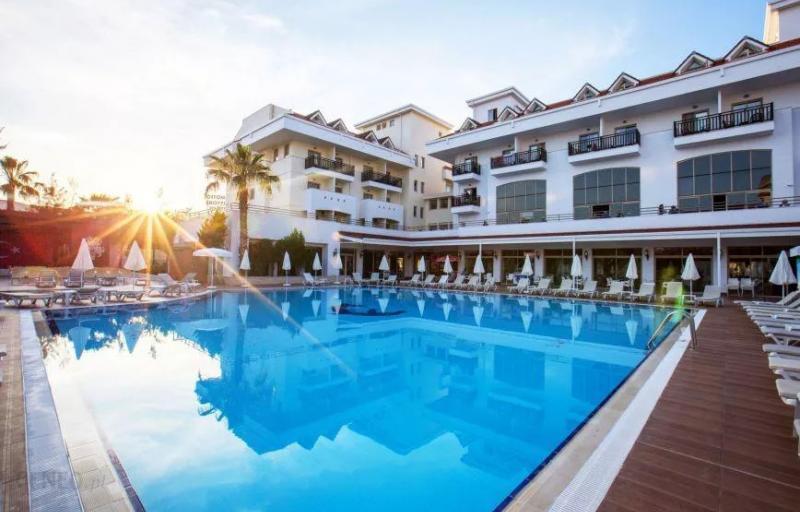 Sprzedam wakacje | Egipt | 4-11.07 | 2 osoby | 5-gwiazdkowy hotel